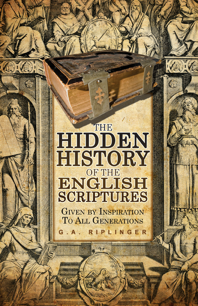Five or More Copies of Hidden History of the English Scriptures